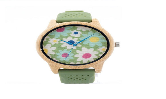 Women Dress Wooden watch