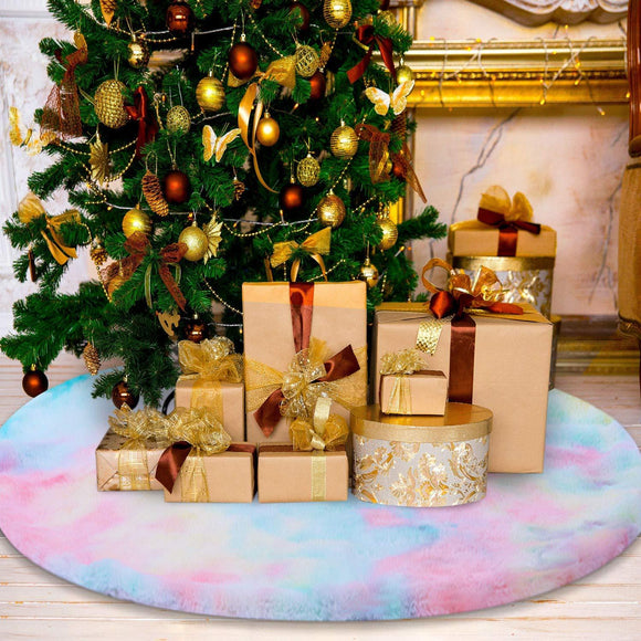 Christmas Tree Skirt for Christmas Decorations Indoor Outdoor