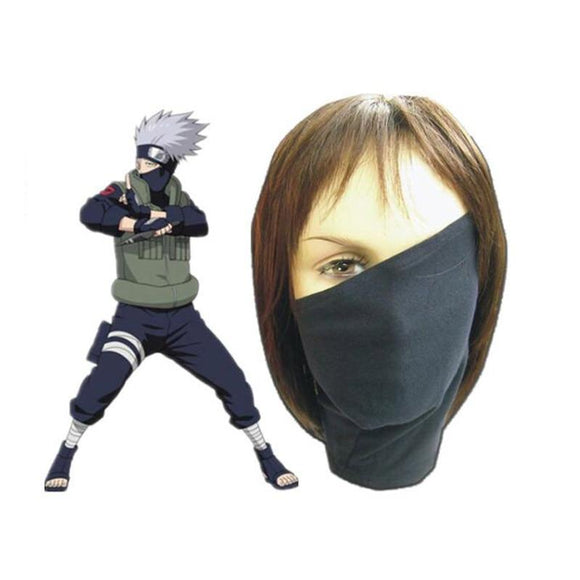 Halloween Party Cosplay Anime Naruto Face Mask Costume Accessory