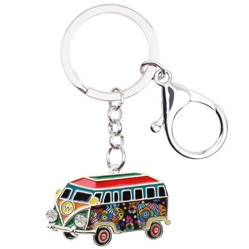 New Handbag Bag Vehicle Decorative Metal Car Key chain Keyring