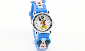 3D Cartoon Lovely Quartz Wrist Watch