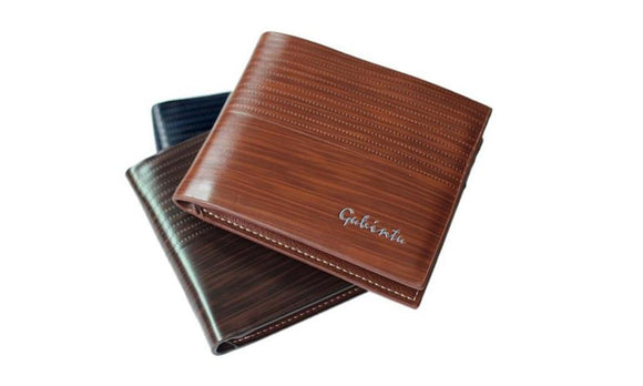 Designer PU Leather Wallet For Men