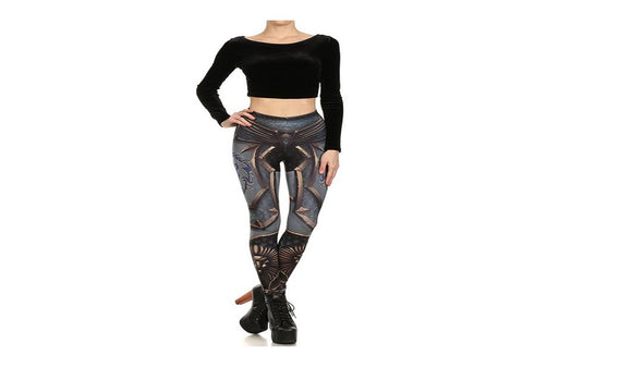 New Design Alliance Printed  leggings for Women