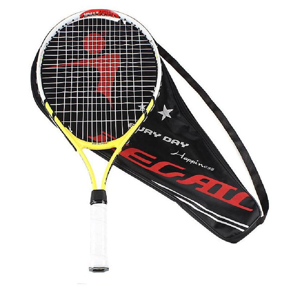 Junior Tennis Racquet Training Racket With Carry Bag