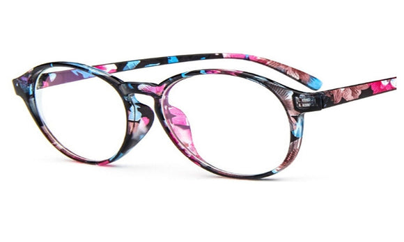 Optical Glasses Lens frame for  men women round