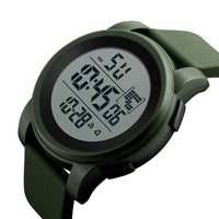New Men's Analog Digital Military Army Sport LED Watch