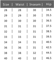 Men Khaki Skinny Ripped Biker Denim Jeans Stretch Destroyed Ripped Pants Fashion Casual Hot Sale Jeans - sparklingselections