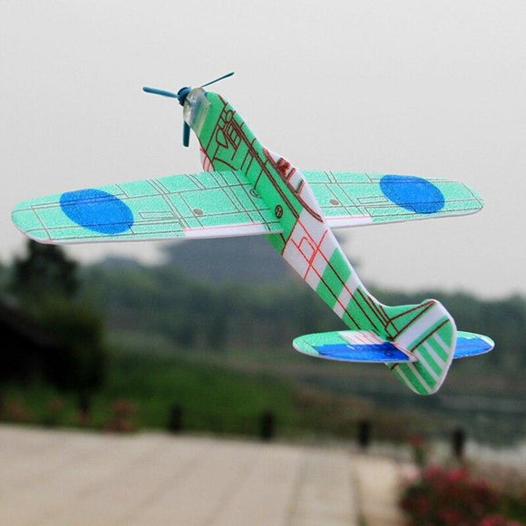 Kids Hand Throw Flying Glider Aircraft Toy Planes Airplane Party Toys