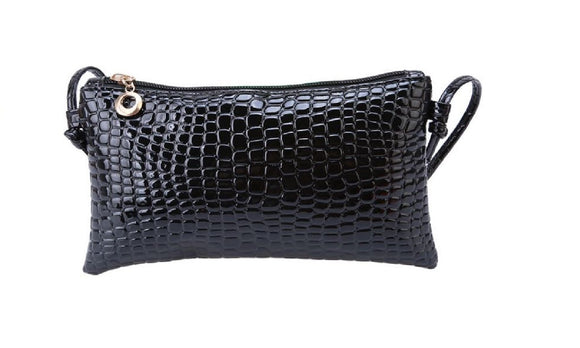 Cross Body PU Leather Bag
