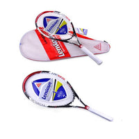 Carbon Aluminum Head Tennis Racket - sparklingselections