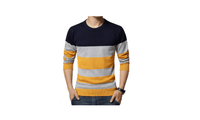 Casual O-Neck Warm Sweaters For Men - sparklingselections