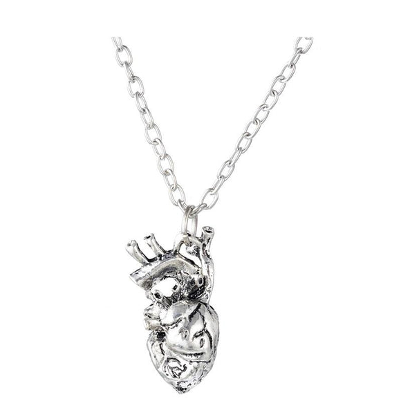 New Original Heart Shape Pendant Necklace For Women