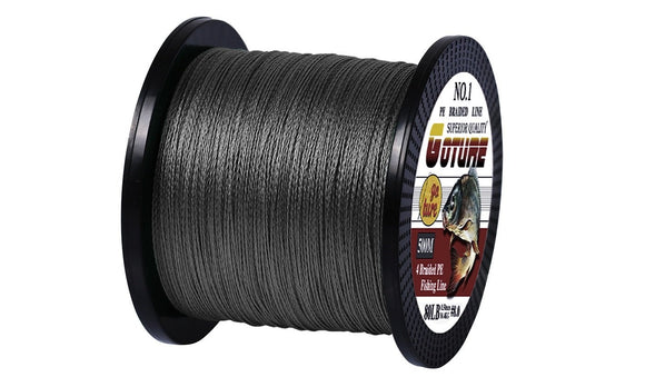4 Strands 8LB 10LB 20LB 60LB Multifilament TriPoseidon Series 300M 330Yards