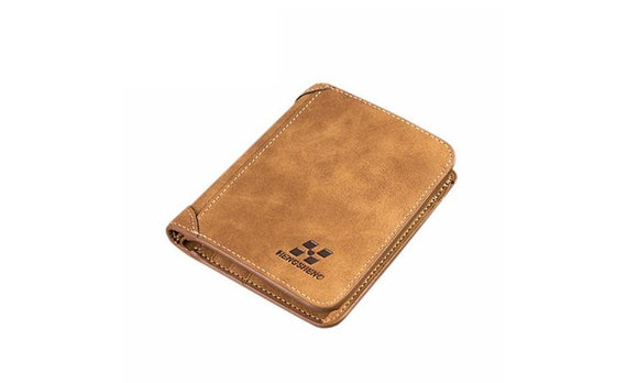 Luxury Card Holder Leather Wallet For Men