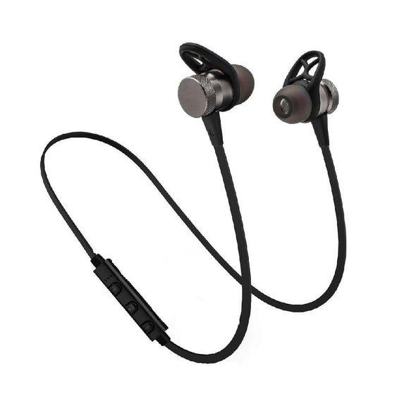 New Wireless Bluetooth Earphones Sport Running Headphones