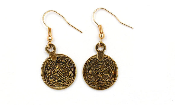 Ethnic Bohemian Retro Earrings For Ladies