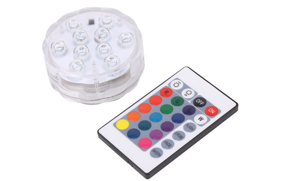 New Swimming Pool Multicolor Waterproof LED Light