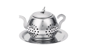 Stainless steel Teapot Mesh Filter Tea Strainer