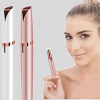 Women's Electric Portable Painless Eyebrow Trimmer