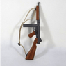 Halloween Marine Thompson Submachine Gun Model