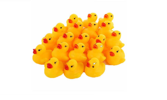 Rubber Duck Baby Bath Toys