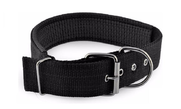 Dual Layer Super Comfort Foam Cotton Nylon Strap for Big Dogs