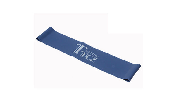 Blue Elastic Band Tension Resistance Band Exercise Workout Rubber Loop