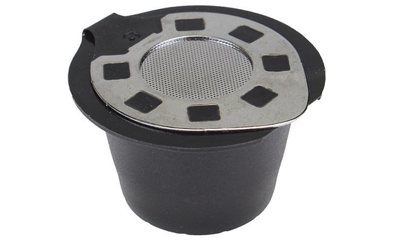 Coffee Refillable Reusable Stainless Steel Filtration Cap