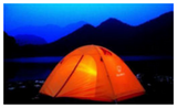 Outdoor Hanging LED Camping Tent Light Bulb Fishing Lantern Lamp