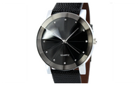 New Luxury Stainless Steel Strap Men Wrist Watch