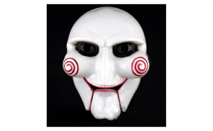Halloween Horror Saw Theme Simulation Masks