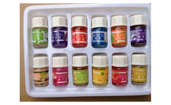 New Spa Bath Massage Oils Pack For Aromatherapy