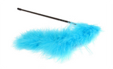 Turkey Feather Wand Stick For Cat Catcher Teaser Toy