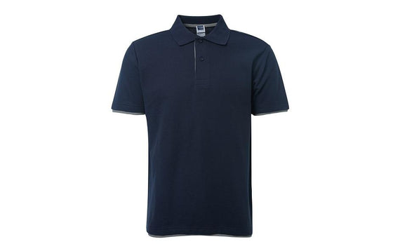 Casual Cotton Short Sleeve Polo T shirt For Men