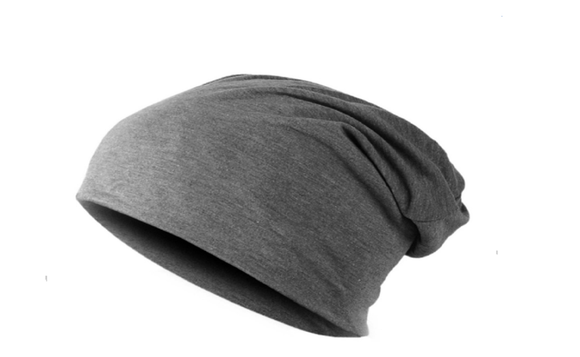 Solid Color Hip-hop Slouch Skullies Bonnet Unisex Cap Hat Gorro