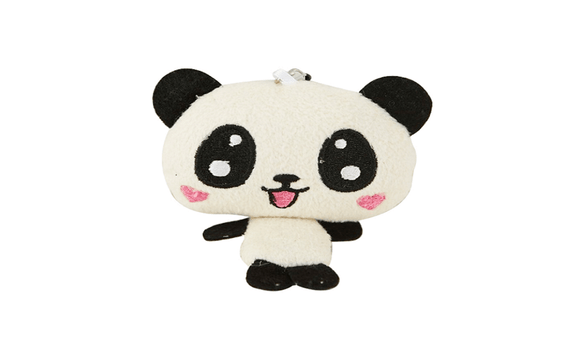 Doll Toy Plush Papa Bear Panda Pendant For Lover's For Gift