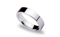 Valentine's Day Titanium Plated stainless Steel Ring (7,8,9)