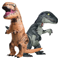 Inflatable Dinosaur Adult Halloween Costumes - sparklingselections