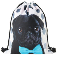 new Classic Fashion Animal printed Backpack - sparklingselections
