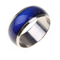 Feeling / Emotion Temperature Ring for Women
