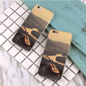 The guitar phone covers case for iPhone 6,6s