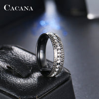 Stainless Steel Rings For Women (R38)