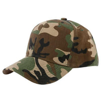 new Camouflage Half Mesh Army Cap - sparklingselections