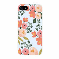 new Floral Cover Case for iPhone 6 6s - sparklingselections