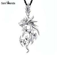 Dragon Shape Pendant Necklaces (YK5016)