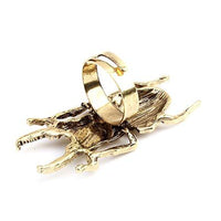 Retro Opening Insects Ring for Women (Adjustable)
