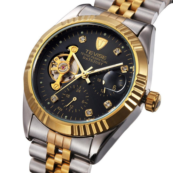 Men Mechanical Watches With Automatic Winding Sport