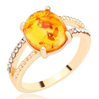 Delicate Set Auger Imitation Wax Ring for Women (7,8,9)