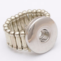 Button Shaped Ring for Women (NR4003)