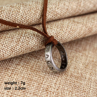 Thief's End Mysterious Sea Cord Chain Necklace Pendant for Women